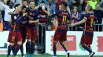 Barcelona campeón de la Liga BBVA tras golear 3-0 a Granada - Noticias de ruben rochina