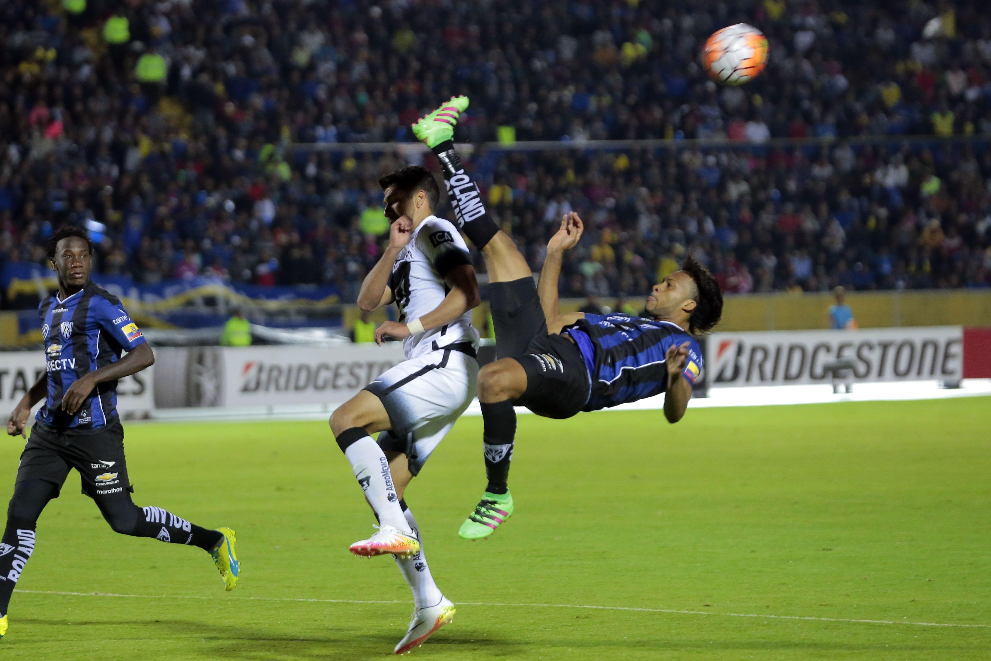 Independiente del Valle ganó 2-1 a Pumas por cuartos de Copa ...