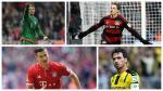 Chicharito Hernández encabeza el once ideal de Bundesliga 2015-16 - Noticias de marco reus