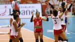 La emotiva celebración de las 'matadoras' tras vencer a Kazajistán - Noticias de jugadoras de voley