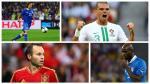 Eurocopa Francia 2016: ¿Cuál fue el equipo ideal de la última edición? - Noticias de andrea germanos