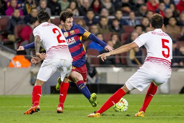 Barcelona vs. Sevilla final de Copa del Rey