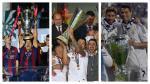 Los equipos españoles han dominado Europa en los últimos tres años - Noticias de videos champions league 2014-15