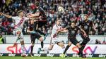 Zambrano: Eintracht empató 1-1 con Núremberg por Playoff de Bundesliga - Noticias de robert fink