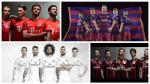 Barcelona, Real Madrid y las camisetas más vendidas en el mundo