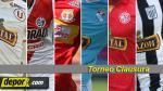 Torneo Clausura: día, hora, canal y árbitros de la fecha 3 - Noticias de ivan chang