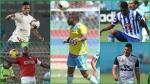Torneo Clausura: así marcha la tabla de goleadores tras la fecha 3 - Noticias de alejandro ferreira estrada