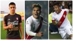 Copa América Centenario: Perú tiene la sexta delantera más goleadora - Noticias de jimenez guerrero