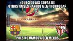 Barcelona vs. Sevilla: los mejores memes del campeonato 'Culé' - Noticias de neymar en barcelona