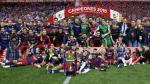 Barcelona campeón de Copa del Rey tras ganar 2-0 a Sevilla en el Calderón - Noticias de cartas memorables