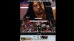 Roman Reigns, Seth Rollins y los memes que dejó Extreme Rules