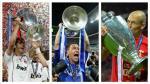 Champions League: Los últimos equipos que tuvieron revancha en una final - Noticias de muller caro