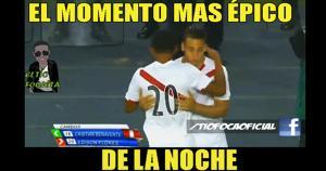 La Selección Peruana vapuleó a Trinidad y Tobago.