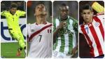¿Cuáles son las selecciones más jóvenes de la Copa América Centenario? - Noticias de cristian benavente