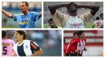 ¿Qué fue de la vida de estos goleadores que la rompieron en Perú? - Noticias de eduardo esidio