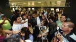 Selección Peruana: las llegada de Perú a Washington en las mejores postales - Noticias de daniel apuy