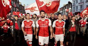 Arsenal no gana la Premier League desde la temporada 2003/04 (PUMA).