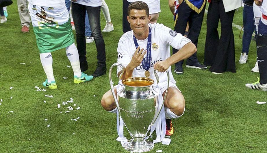 Messi aún tiene más Champions League que Cristiano Ronaldo