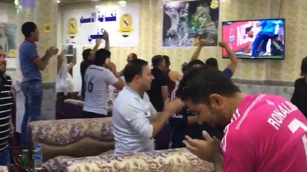 Atentado en Irak deja al menos cuatro aficionados muertos en peña madridista