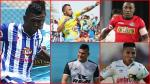 Torneo Clausura: así marcha la tabla de goleadores de la fecha 4 - Noticias de alejandro ferreira estrada
