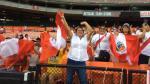 Peru vs. El Salvador: así viven los peruanos la fiesta de un amistoso en Washington - Noticias de daniel apuy