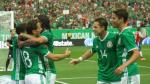 México venció 1-0 a Paraguay en amistoso previo a la Copa América Centenario - Noticias de edgar balbuena