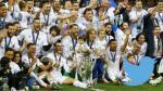 Real Madrid campeón: la celebración en Twitter de las principales figuras - Noticias de real madrid raul gonzalez