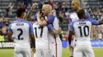 Estados Unidos goleó 4-0 a Bolivia en amistoso previo a la Copa América - Noticias de cesar saucedo