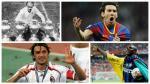 Los jugadores con más títulos de Champions League en la historia - Noticias de jose bartra