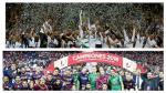 ¿Qué vale más, el doblete del Barcelona o la Champions del Real Madrid?