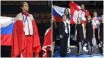 Perú ganó dos medallas de oro en Mundial de Muay Thai - Noticias de antonina shevchenko