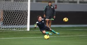 George Forsyth será titular en el Alianza Lima vs. César Vallejo (USI)