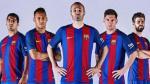 Barcelona: Se pusieron a la venta las camisetas de la próxima temporada
