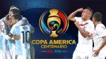 Copa América Centenario: ¿cuánto paga el título de Perú en el torneo? - Noticias de william hill