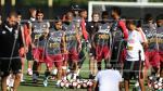 Selección Peruana tuvo primer entrenamiento en Seattle bajo intenso sol (FOTOS) - Noticias de seattle sounders