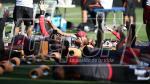 Selección Peruana tuvo primer entrenamiento en Seattle bajo intenso sol (FOTOS) - Noticias de daniel apuy
