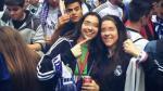 Sorprenden a jugadora del Atlético celebrando la Undécima del Real Madrid