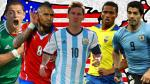 Copa América 2016: las listas oficiales de las 16 selecciones participantes - Noticias de sebastian ortiz martinez