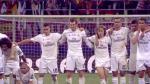 Real Madrid y la tensión que vivieron los jugadores durante los penales