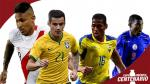 Copa América Centenario: el análisis del Grupo B del torneo continental - Noticias de caro miranda