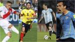 Copa América Centenario: conoce a los 16 capitanes del certamen - Noticias de claudio miranda