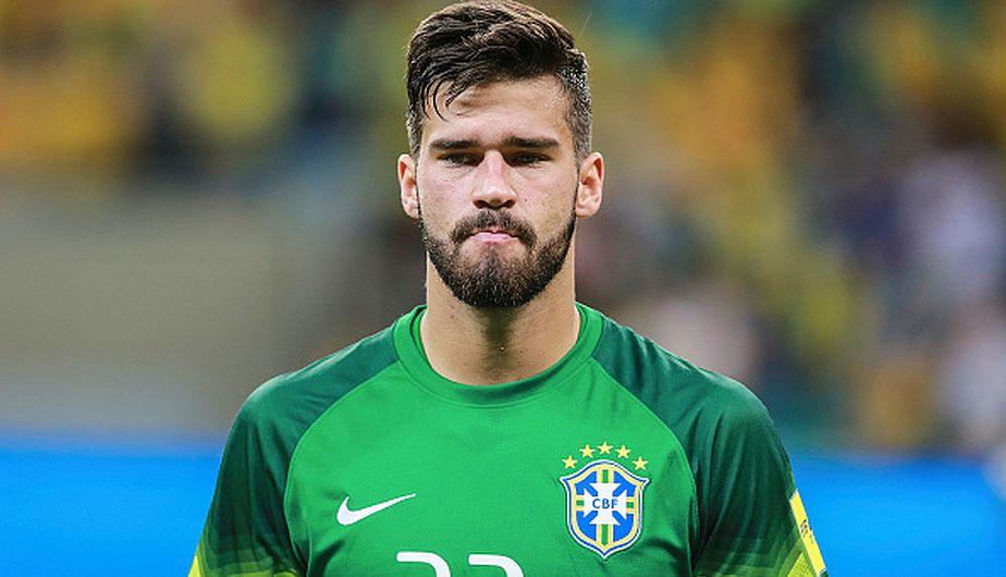 Alisson becker arquero de brasil parte 1 - 1 7