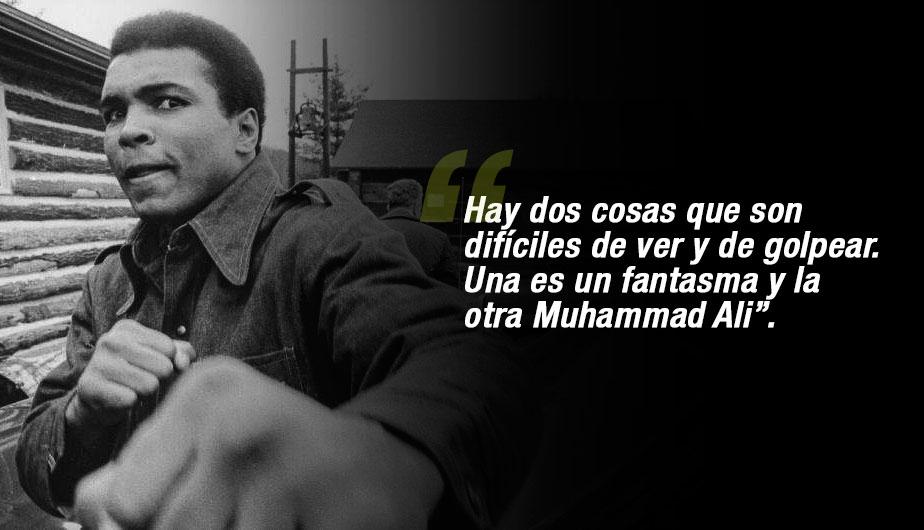 Murió Muhammad Ali Las Frases Célebres Más Recordadas Del