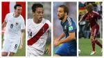 Copa América Centenario: los jugadores que nacieron en otro continente - Noticias de gonzalo gil