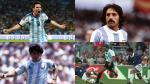 Copa América Centenario: los máximos goleadores de la Selección de Argentina - Noticias de daniel passarella