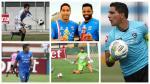 Segunda División: conoce a todos los arqueros del torneo (FOTOS) - Noticias de michael guevara