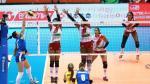Selección peruana de vóley venció 3-1 a Kazajistán por el World Grand Prix - Noticias de vanessa palacios
