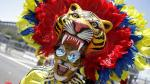 Colombia vs. Estados Unidos: la fiesta previa a la Copa América Centenario - Noticias de villa los reyes