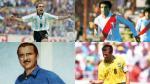 Copa América Centenario: el once ideal histórico del torneo - Noticias de gabriel omar batistuta