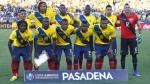Ecuador, la radiografía del segundo rival de Perú en la Copa América Centenario - Noticias de fc dallas